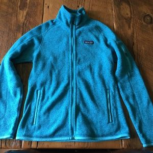 Patagonia Better Sweater Fleece Jacket- Women